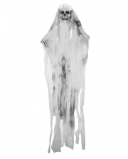 Skull Bride Hanging Figure