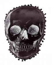 Totenschädel Deko Kissen
