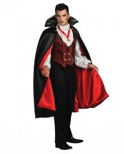 Transylvanian Vampire Costume
