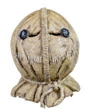 Trick `r Treat Sam burlap mask