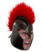 Trojaner Helm aus Latex