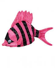 Tropical Fish Hat Pink