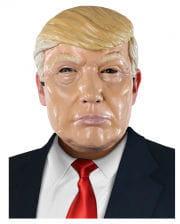 Trump Halbmaske PVC
