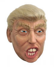 Donald Trump Mask with My Hair