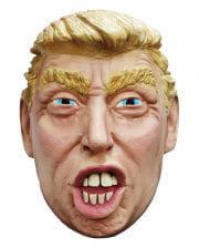 Trump latex mask
