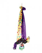 Überkopf Hängender Horror Clown Animatronic