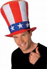 Uncle Sam Zylinderhut
