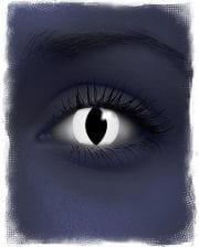 UV Kontaktlinsen Black Cat