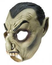 Vampire Count Latex Mask