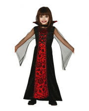 Vampire countess costume
