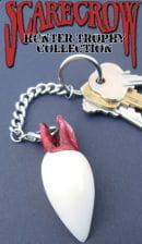 Vampire Tooth Key Chain