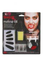 Komplett Make-up Kit Vampiress