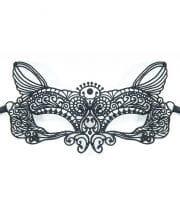 Venetian Fabric Mask Cat