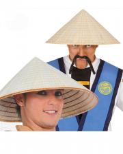 Vietnamesen Hut aus Stroh