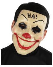 Vintage Horror Clown Gesichtsmaske
