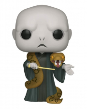 "Voldemort With Nagini 10"" Super Sized Funko POP!"