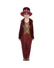 Voodoo Witches Doctor Child Costume