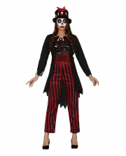 Voodoo Warlock Ladies Costume