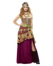 Voodoo Witch Ladys Costume Deluxe