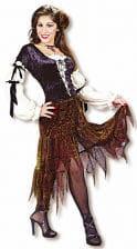Zigeunerin Kostüm Halloween