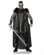 Warrior King Kostüm mit Maske