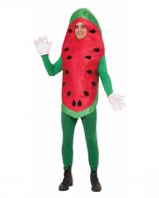 Wassermelonen Kostüm für Erwachsene