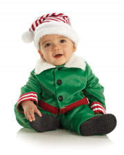 Christmas Eleven Child Costume XLarge