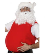 Santa Claus Belly Upholstery