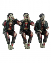 Weise Zombie Kantenhocker 3er Set