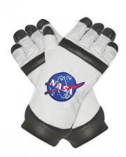 Nasa Astronauts Gloves White