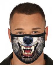 Werwolf 3-lagige Alltagsmaske
