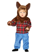 Werewolf Infant Costume