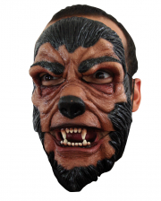 Werwolfs Halbmaske