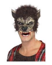 Werewolf Half Mask Vinyl