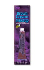 Professionelles Creme Make Up Braun