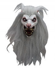 White Moon Werwolf Maske