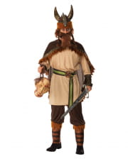 Viking Warrior Men Costume
