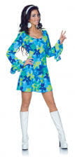 Wildflower hippie dress XL