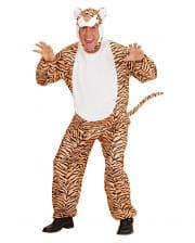 Wilder Tiger Kostüm Overall