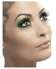 Lashes for upper and lower eyelid