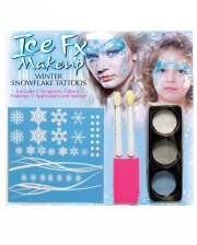 Winter Snowflake Make Up Kit