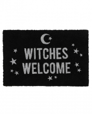 Witches Welcome Fußmatte