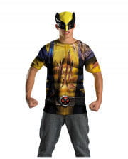 Wolverine Shirt mask Men