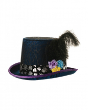 Wonderland Magic Hat With Feather