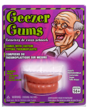 Zahnloses Scherzgebiss