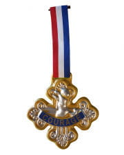 Wizard Of Oz Courage Medal