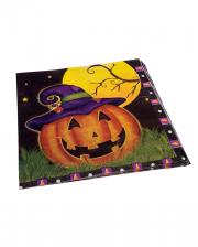 Magic Pumpkin Party Napkins 16 Pieces