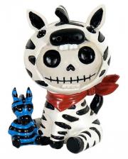 Zebbie - Furrybones Figur Klein