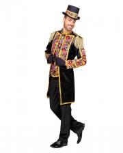 Zirkus Dompteur Herren Frack