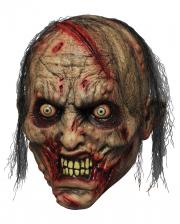 Zombie Biter Latex Mask